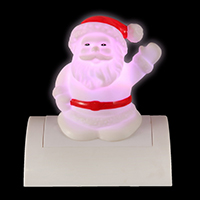 Santa Claus Press Night Light